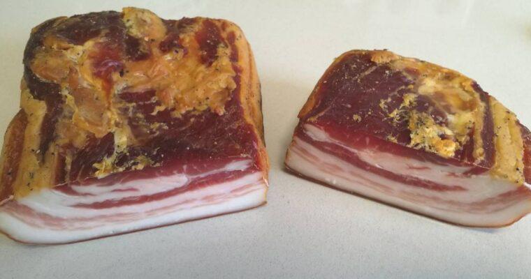 Bacon, selbst gemacht